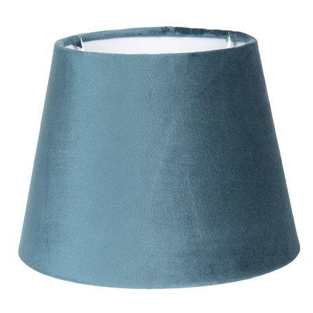 Lampenkap ø 25*18 cm Groen | 6LAK0459GR | Clayre & Eef