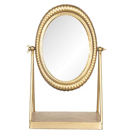 Spiegel 23*13*35 cm Bruin | 62S158 | Clayre & Eef