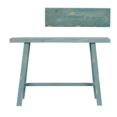 Bijzettafel 60*21*40 cm Groen | 5H0160 | Clayre & Eef