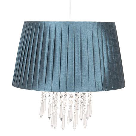 Hanglamp ø 40*38 cm E27/max 1*60W Groen | 6LAK0463GR | Clayre & Eef