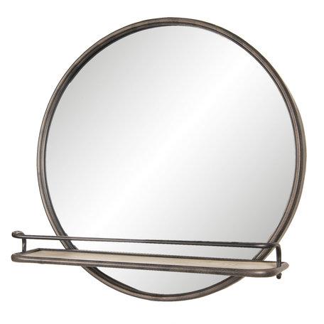 Spiegel 60*11*60 cm Bruin   52S173   Clayre & Eef