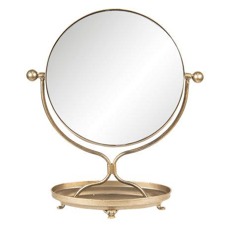 Spiegel 36*15*43 cm Bruin   62S168   Clayre & Eef