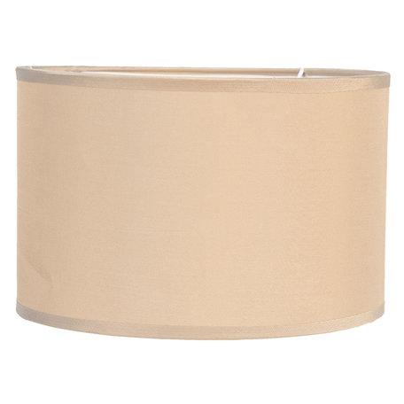 Lampenkap ø 37*20 cm Grijs | 6LAK0471G | Clayre & Eef