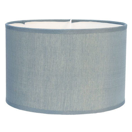 Lampenkap ø 25*16 cm Blauw | 6LAK0472BL | Clayre & Eef