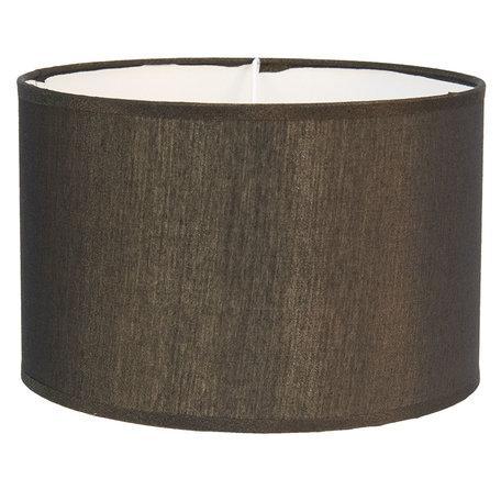 Lampenkap ø 25*16 cm Goudkleurig | 6LAK0472GO | Clayre & Eef