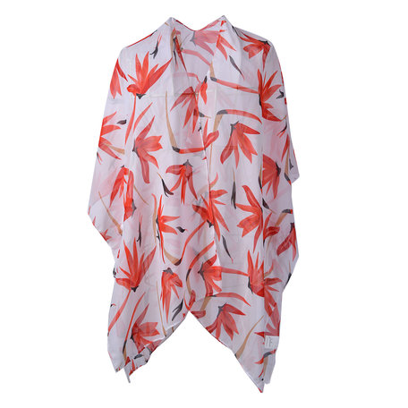 Tuniek One size Rood   JZCL0001   Clayre & Eef