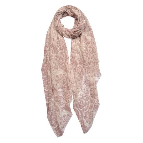 Sjaal 100*180 cm Creme | JZSC0428PA | Clayre & Eef