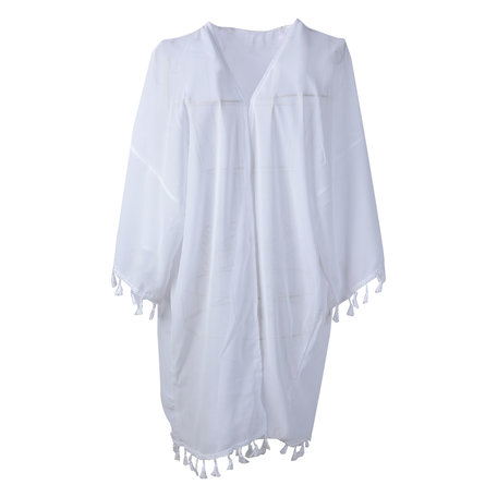 Tuniek One size Wit   JZCL0006   Clayre & Eef