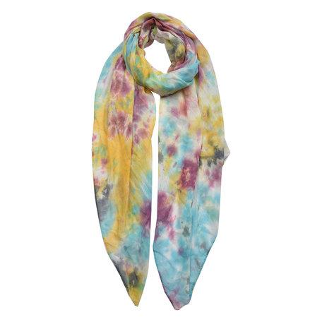 Sjaal 70*180 cm Creme | JZSC0424PA | Clayre & Eef
