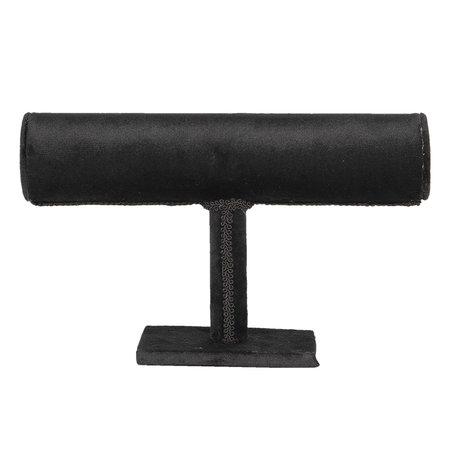 Sieraden display 23*7*14 cm Zwart | MLDS0052Z | Clayre & Eef