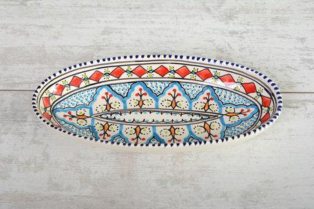 Ovale schaal Mehari 40 cm | OS.ME.40 | Dishes & Deco