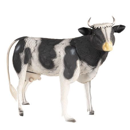 Decoratie koe 60*25*50 cm Zwart | 5Y0652 | Clayre & Eef