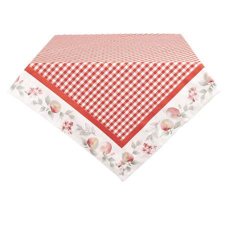 Tafelkleed 100*100 cm Multi | APY01 | Clayre & Eef