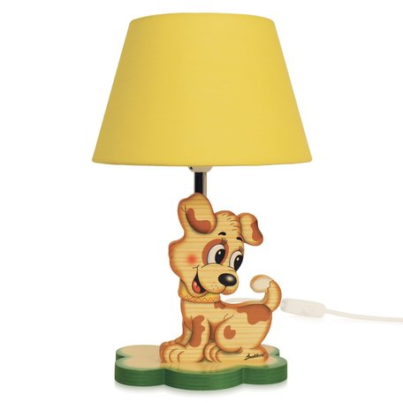 Tafellamp Hond 32 x 20 x 20 cm   Bartolucci