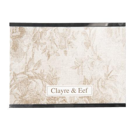 Fotolijst 26*1*21 cm / 25*20 cm Zilverkleurig | 2F0635XL | Clayre & Eef