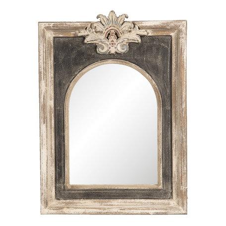 Spiegel 46*5*63 cm Bruin   52S182   Clayre & Eef