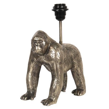 Tafellamp 20*14*31 cm E27/max 1*25W Goudkleurig | 6LMP655 | Clayre & Eef