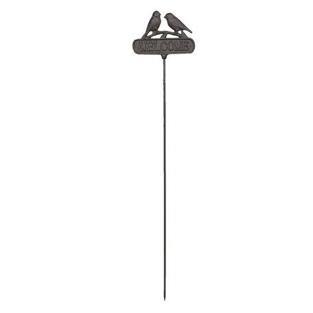 Tuinprikker 20*2*95 cm Bruin | 5Y0524 | Clayre & Eef