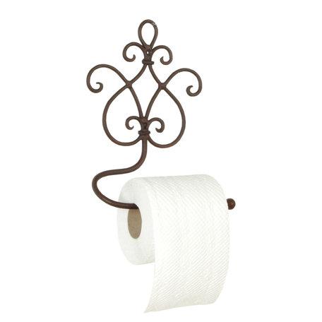 Toiletpapierhouder 17*7*22 cm Bruin | W40185 | Clayre & Eef