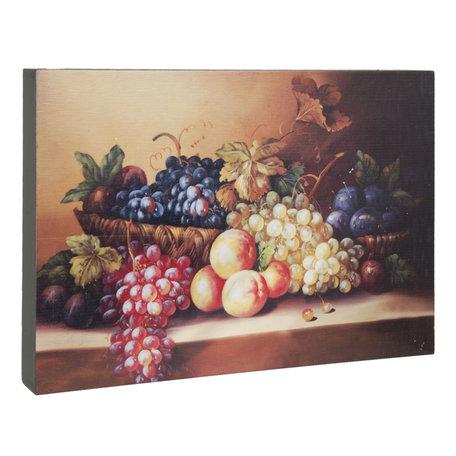 Schilderij 30*4*22 cm Multi | 62521 | Clayre & Eef