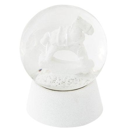 Sneeuwbol ø 5*6 cm Wit | 64250 | Clayre & Eef
