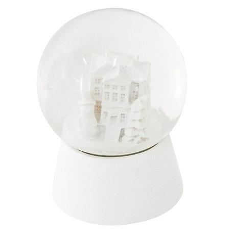 Sneeuwbol ø 5*6 cm Wit | 64260 | Clayre & Eef