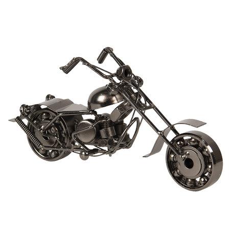 Model motor 20*6*10 cm Grijs | CC6Y0005 | Clayre & Eef