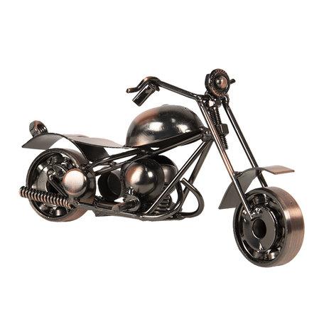 Model motor 17*6*7 cm Grijs | CC6Y0006 | Clayre & Eef