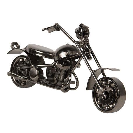 Model motor 17*6*7 cm Grijs | CC6Y0007 | Clayre & Eef