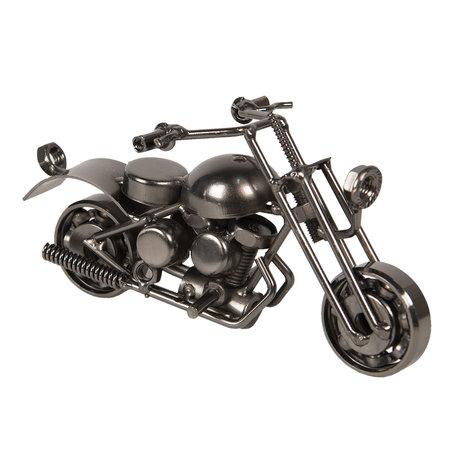 Model motor 15*6*8 cm Grijs | CC6Y0009 | Clayre & Eef