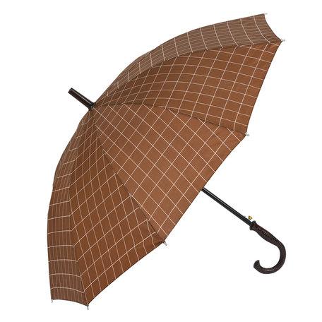 Paraplu 60 cm Bruin | MLUM0033CH | Clayre & Eef