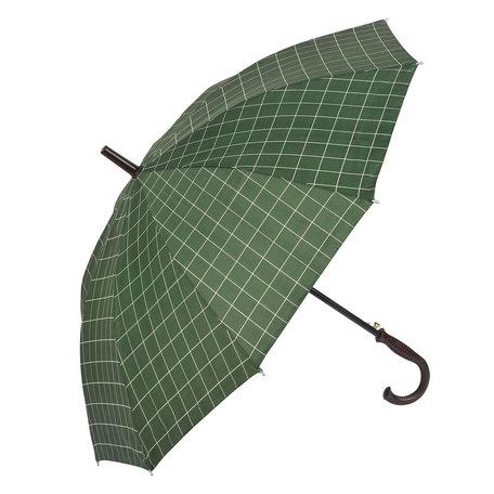 Paraplu 60 cm Groen | MLUM0033GR | Clayre & Eef