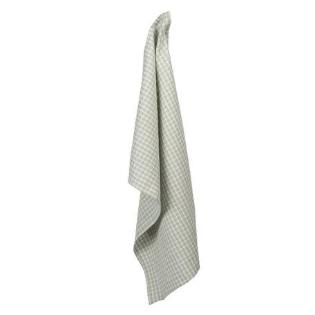 2 STUKS Keukendoek 50*70 cm Grijs | KT042.035 | Clayre & Eef
