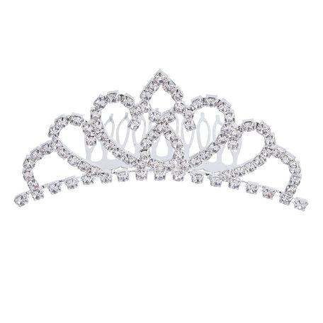 Kroon  Zilverkleurig | MLKR0003 | Clayre & Eef