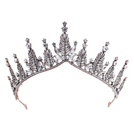 Kroon  Zilverkleurig | MLKR0005 | Clayre & Eef