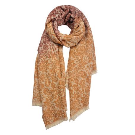 Sjaal 65*180 cm Geel | MLSC0321Y | Clayre & Eef
