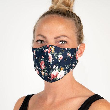 Mondmasker fashion 13*26 cm Multi | FM0003 | Clayre & Eef