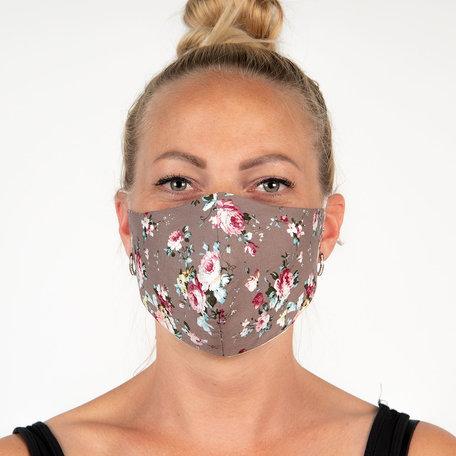 Mondmasker fashion 13*26 cm Multi | FM0004 | Clayre & Eef