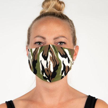 Mondmasker fashion 13*26 cm Multi | FM0005 | Clayre & Eef
