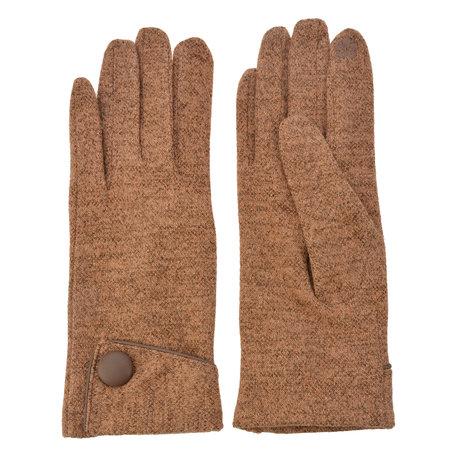 Handschoenen 8*24 cm Beige | MLGL0012KH | Clayre & Eef