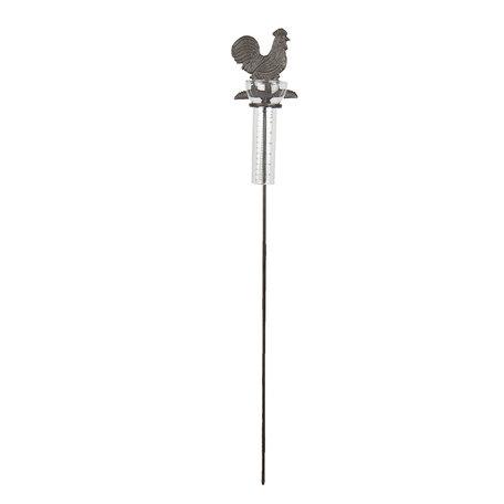 Regenmeter 13*11*89 cm Bruin | 5Y0710 | Clayre & Eef