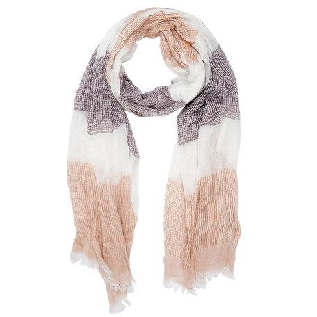 Sjaal 95*180 cm Meerkleurig | JZSC0148KH | Clayre & Eef