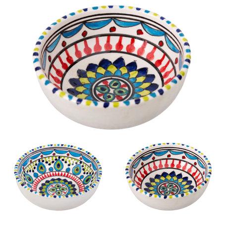 Tapas setje 3 delig Pavo | SR.PA.3D | Dishes & Deco