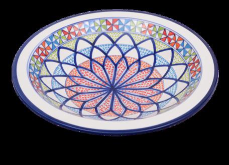 Salade schaal Naoura Ø 30 cm | SOR.AR.30 | Dishes & Deco