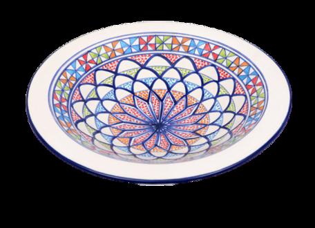 Salade schaal Naoura Ø 35 cm | SOR.AR.35 | Dishes & Deco