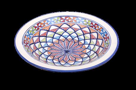 Salade schaal Naoura Ø 40 cm | SOR.AR.40 | Dishes & Deco