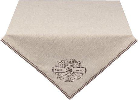 Tafelkleed 150*150 cm Beige | BFC15 | Clayre & Eef