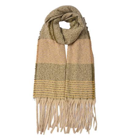 Sjaal 68*185 cm Multi | JZSC0483 | Clayre & Eef