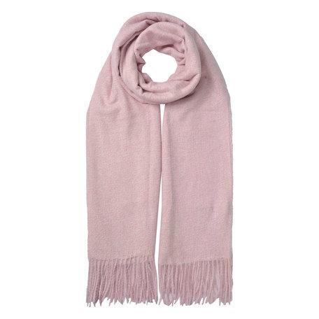 Sjaal 68*180 cm Roze | JZSC0490 | Clayre & Eef