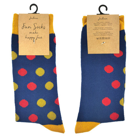 Sokken maat 35-38 35-38 Multi | JZSK0018S | Clayre & Eef